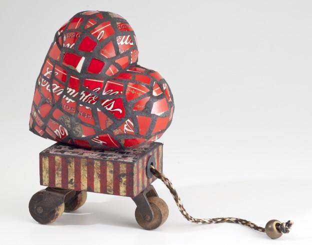 Heart on a Cart c