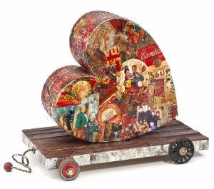 Heart on a Cart
