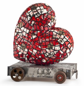 Heart on a Cart