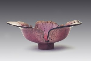 Manzanita Lotus Bowl